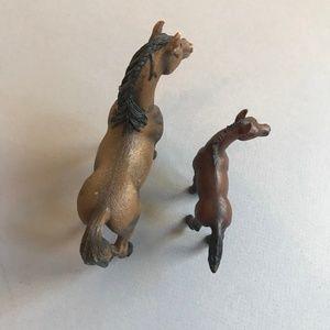 schleich Accents - SCHLEICH Horses Figurines Set of 2